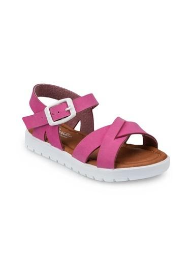 Polaris 91.508159.P Fuşya Kız Çocuk Sandalet Fuşya